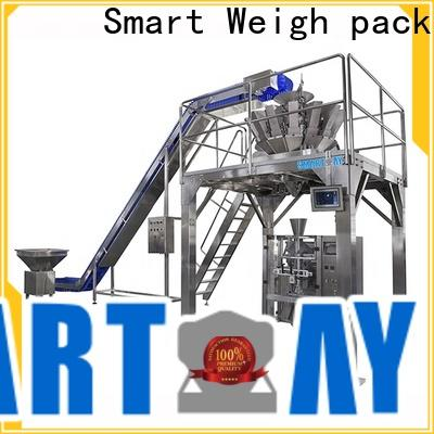 meal packaging machine pulses company for food labeling