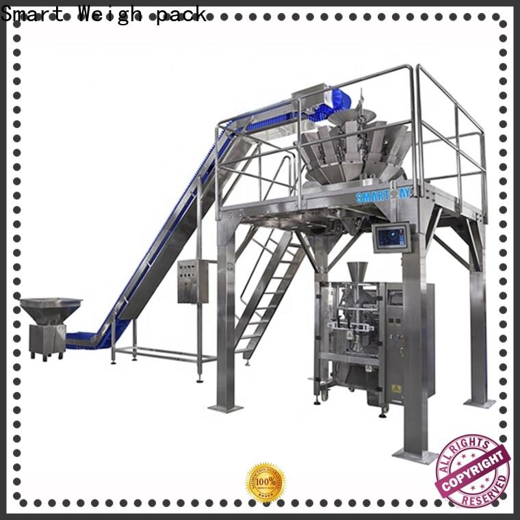 Smart Weigh pack combined blister packaging machine China manufacturer for food weighing