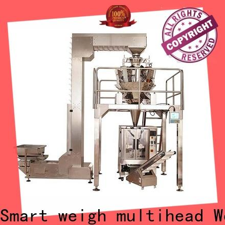 Smart Weigh pack oil packaging machine with good price for food packing
