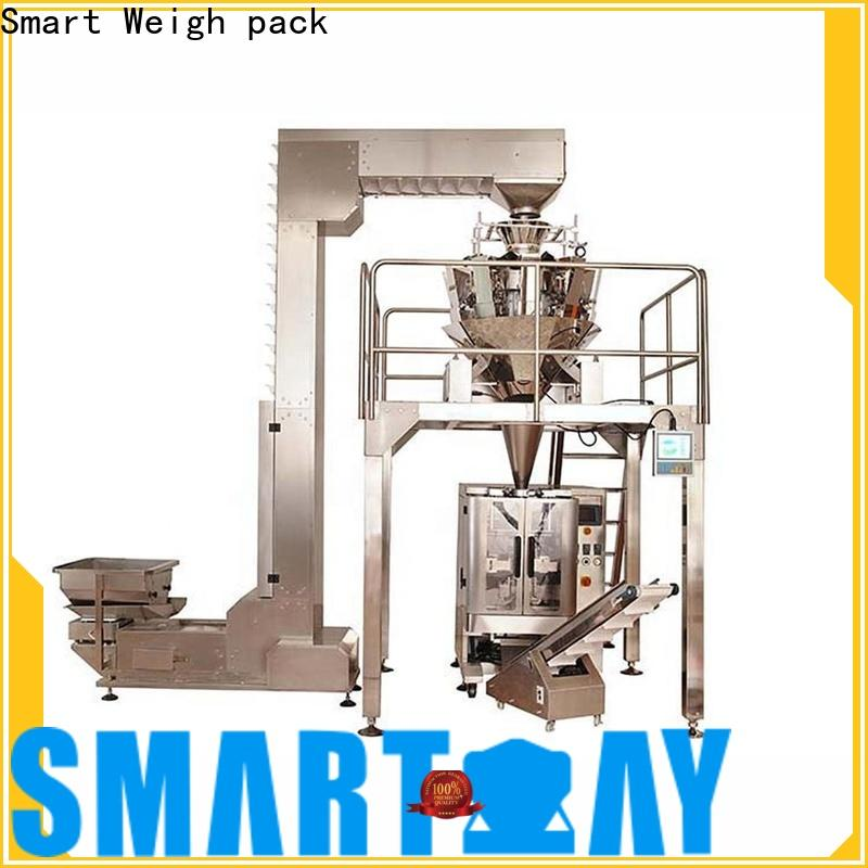 Smart Weigh pack advanced stick packaging machine manufacturers for food labeling