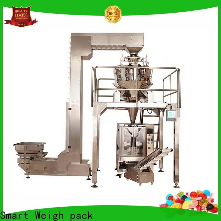 Smart Weigh pack small bag machine price for food labeling