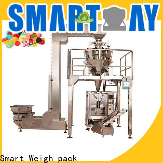 Smart Weigh pack 220v50hz hand packing machine for business for food packing