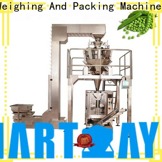 Smart Weigh pack sauce biscuit packing machine free quote for foof handling