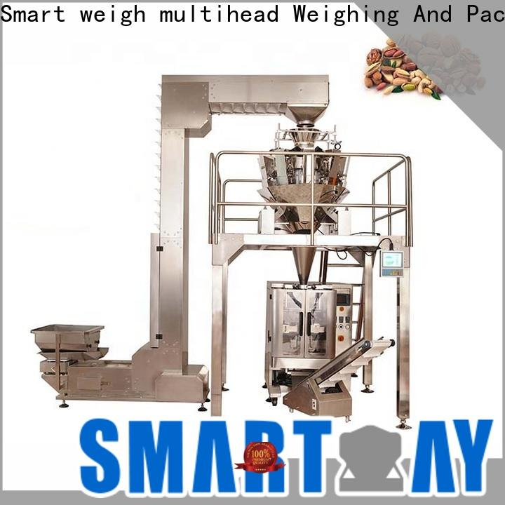 Smart Weigh pack kurkure juice filling machine for food packing