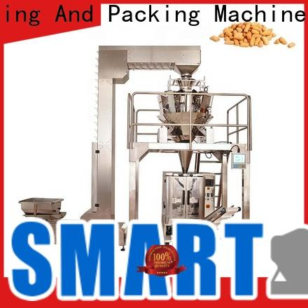 Smart Weigh pack high quality ghee packing machine inquire now for food labeling