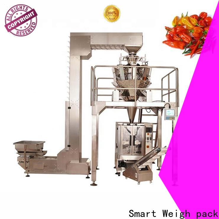 Smart Weigh pack directly packing machine price with good price for food packing