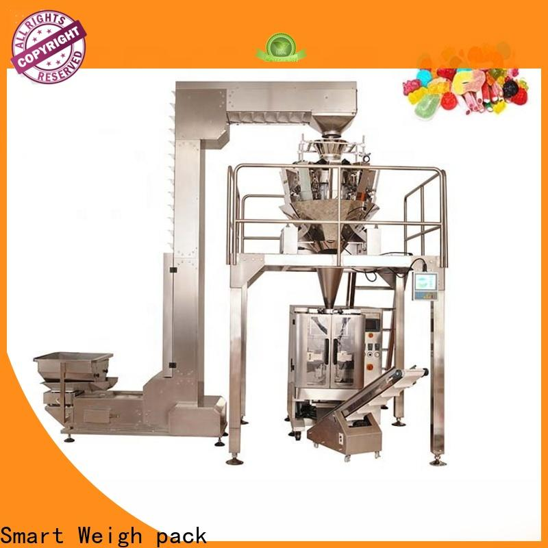 Smart Weigh pack high quality chutney packing machine for foof handling