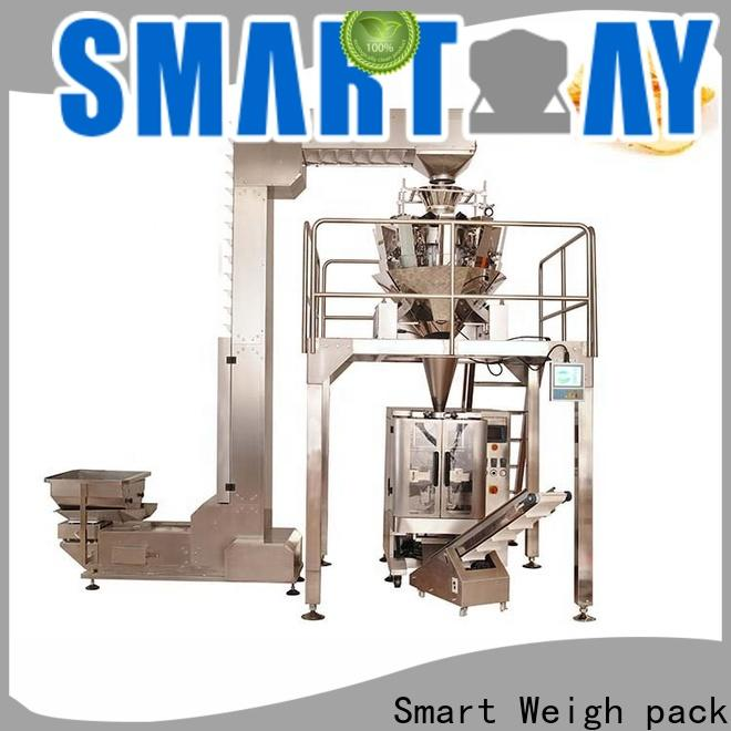 eco-friendly industrial vacuum packing machine popcorn with good price for food packing
