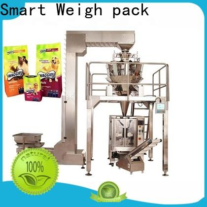 Smart Weigh pack advanced automated packaging equipment for food labeling