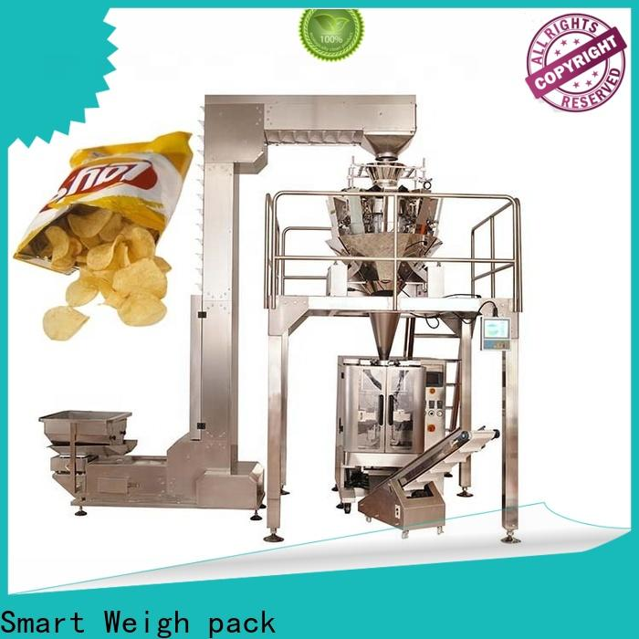 Smart Weigh pack sauce horizontal packaging machine free quote for food weighing