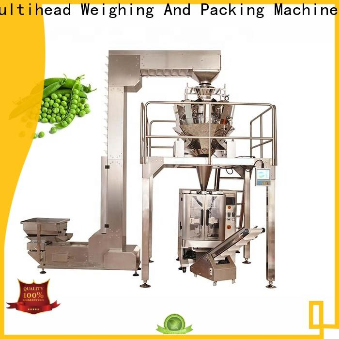 best plastic pouch packaging machine promotions factory for food labeling