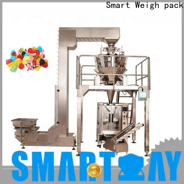 Smart Weigh pack banana machine for packing sugar with cheap price for food weighing