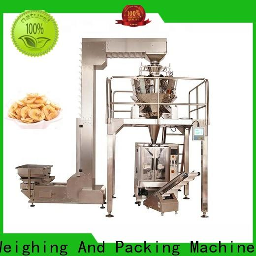 Smart Weigh pack stable vegetable packing machine inquire now for food labeling