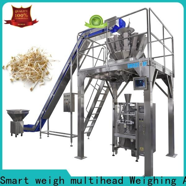 quality vertical packing machine pillow with good price for foof handling