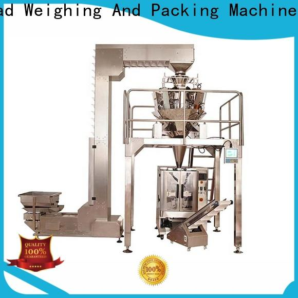 best-selling fully automatic packing machine bag for food labeling