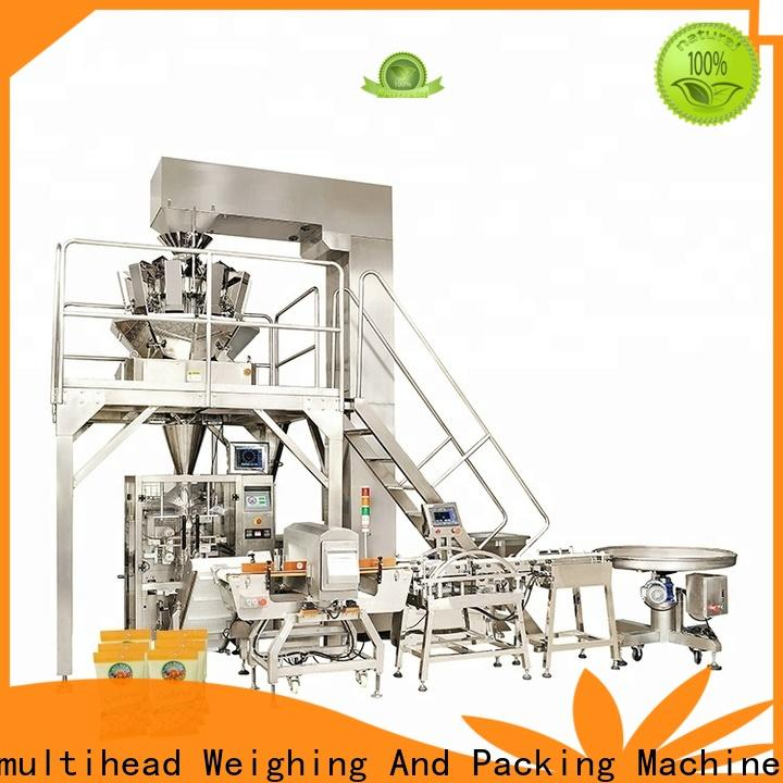 Smart Weigh pack stable food packaging machine supplier inquire now for food labeling