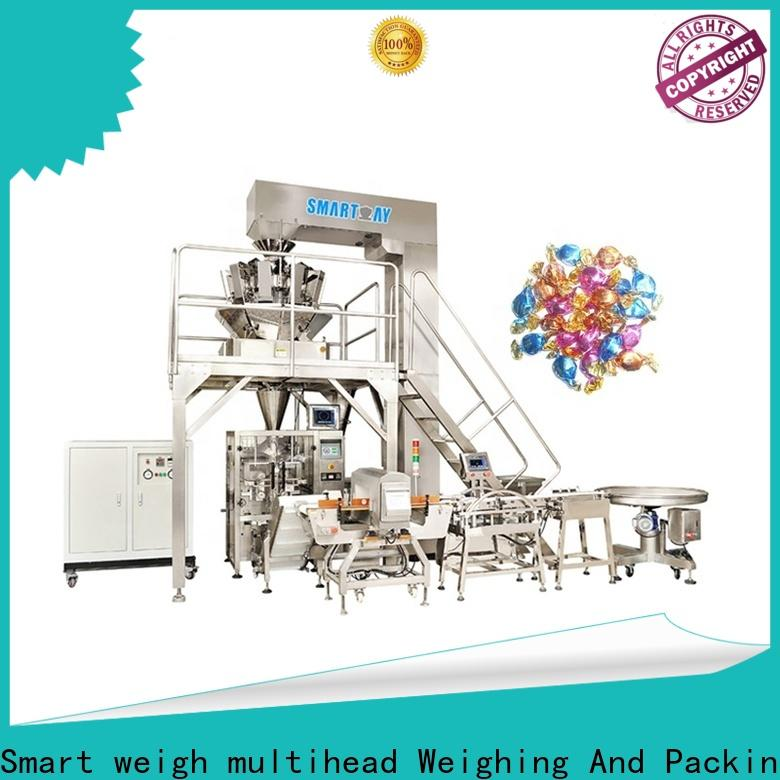 Smart Weigh pack high-quality vffs packaging machine suppliers for food packing