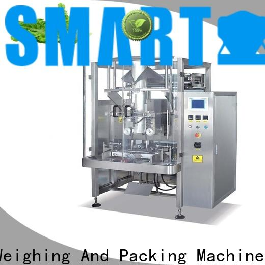Smart Weigh pack high-quality vertical form fill seal packaging machines manufacturers for meat packing