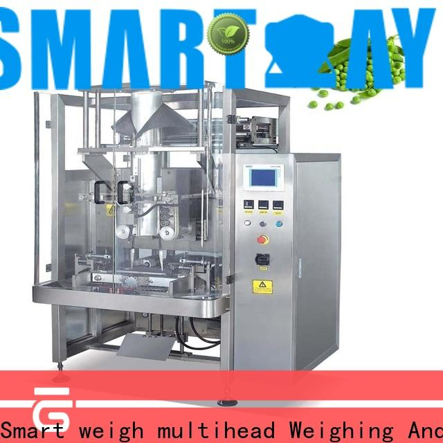 Smart Weigh pack vertical packing machine price suppliers for frozen food packing