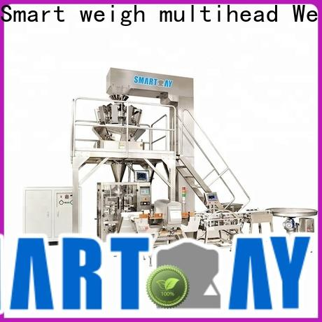 Smart Weigh pack top vertical packing machine price company for meat packing