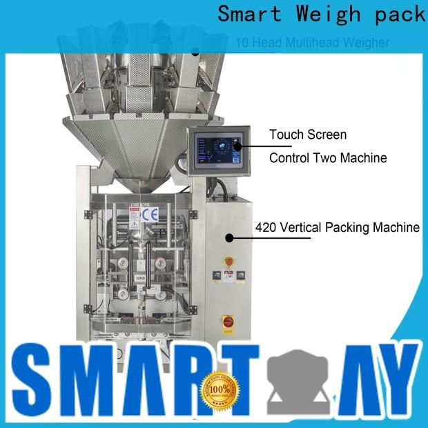 latest vertical vacuum packaging machine modular supply for food packing