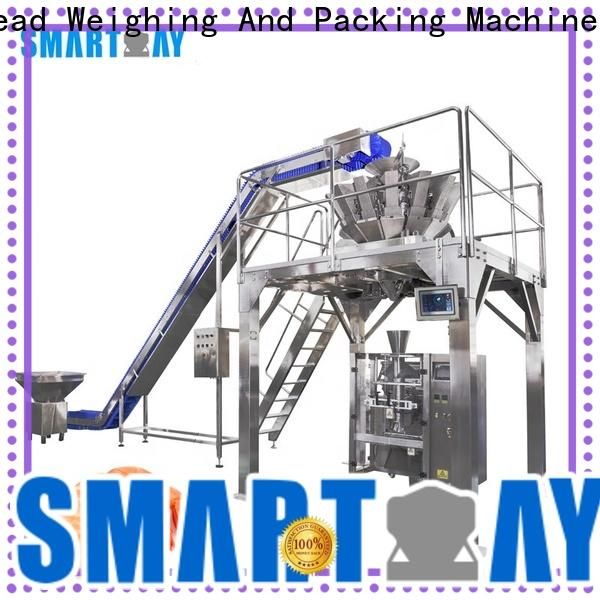 vertical pouch packing machine lettuce suppliers for food packing
