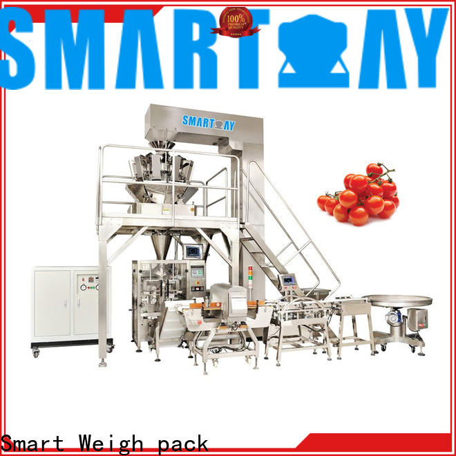 new automatic vertical packing machine oats for food weighing