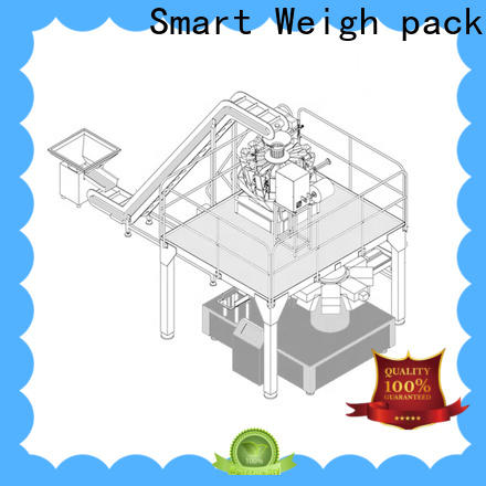 Smart Weigh pack best filling and sealing machine for food packing