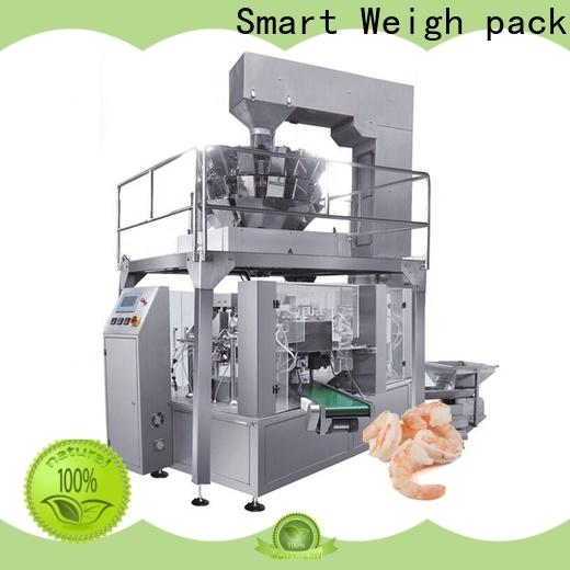 Smart Weigh pack linear weigher packing machine for business for salad packing
