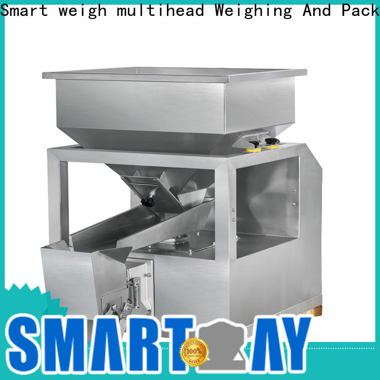 Smart Weigh pack hopper multihead weigher manufacturers for food weighing