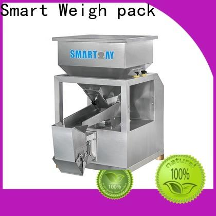 Smart Weigh pack scale multihead weigher manufacturers for food weighing