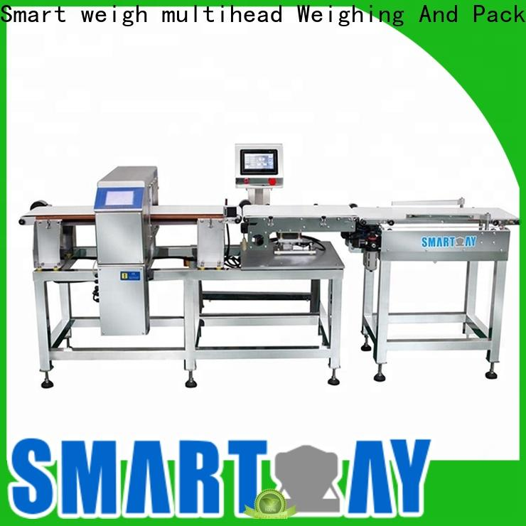 Smart Weigh pack easy-operating vision inspection camera China manufacturer for food weighing