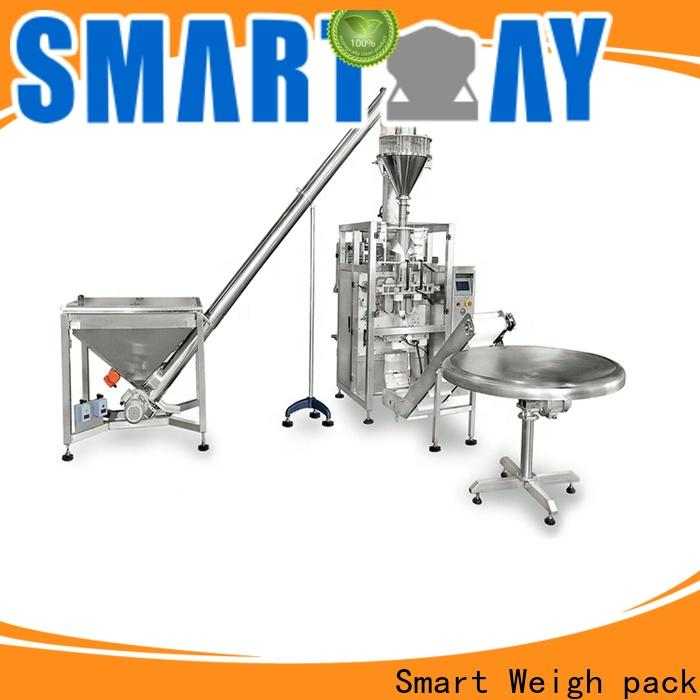 Smart Weigh pack new table top powder filling machine company for salad packing