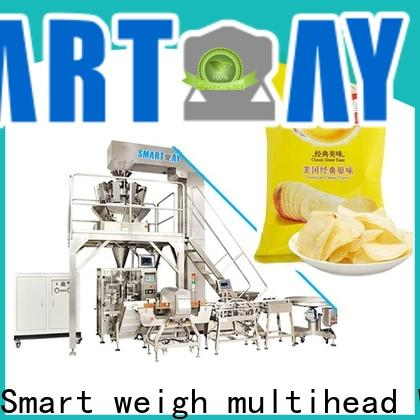 best vertical filling machine granule factory for food weighing