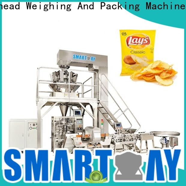 Smart Weigh pack high-quality vertical packing machine price factory for frozen food packing