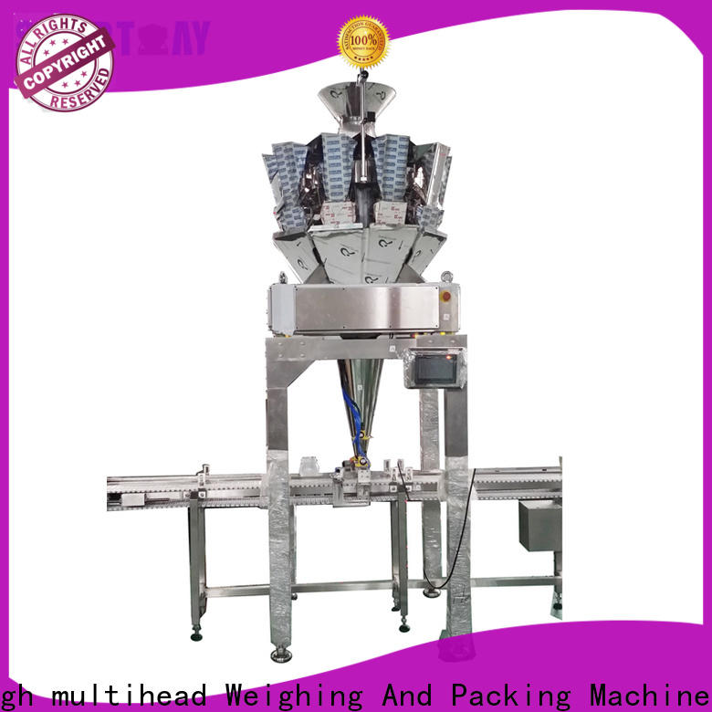 latest automatic vertical packing machine multifunction for business for meat packing