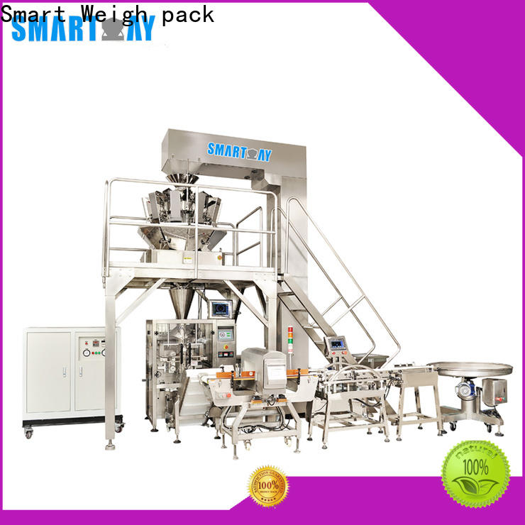 Smart Weigh pack 5kg seal packing machine manufacturers for meat packing