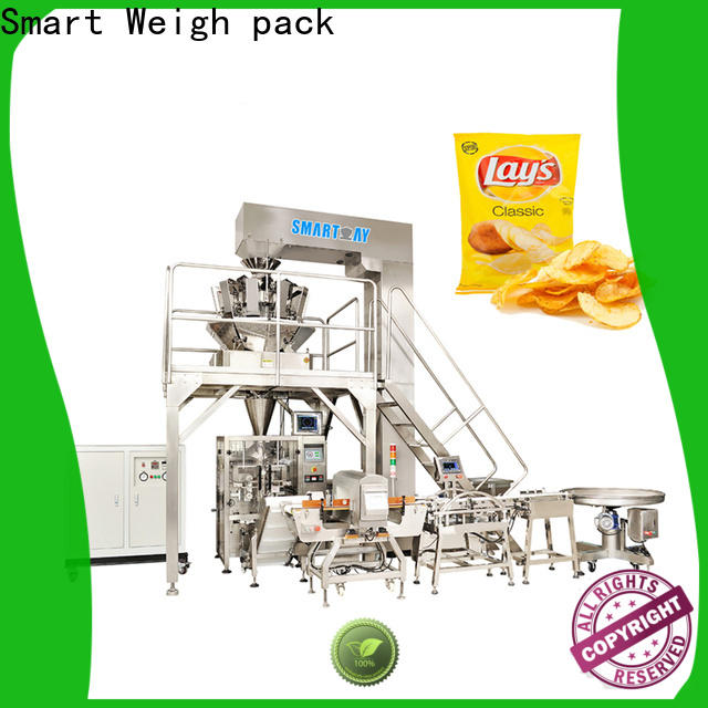 Smart Weigh pack dry vffs packaging machine for business for chips packing