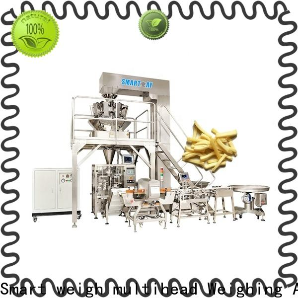 Smart Weigh pack granule vertical packaging machine company for chips packing