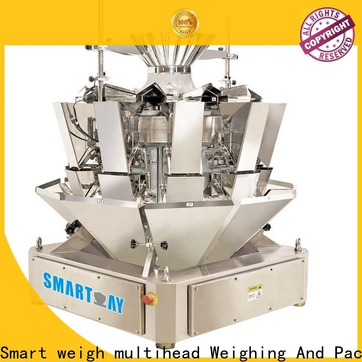 Smart Weigh pack accurate multihead weigher for sugar directly sale for food packing