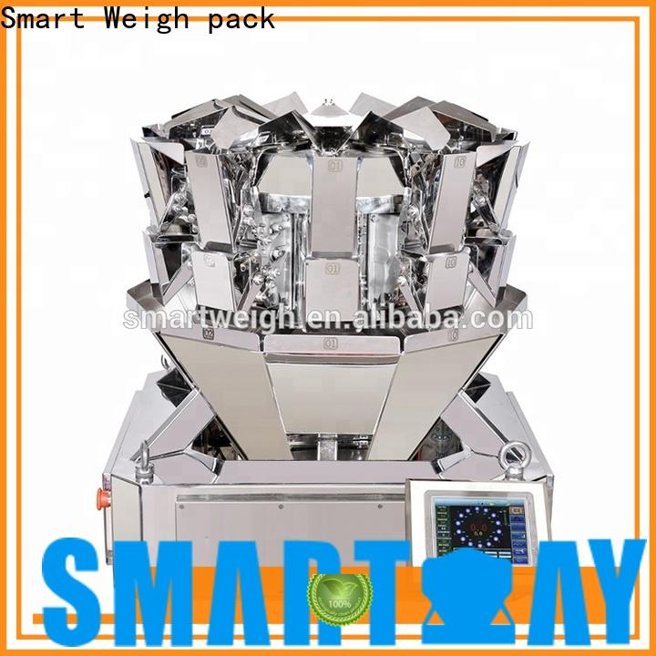 Smart Weigh pack best multiweigh technologies widely use for food labeling