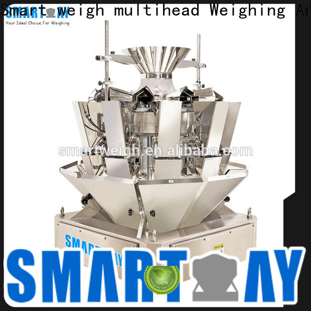 Smart Weigh pack weigher multiweigh factory price for food weighing