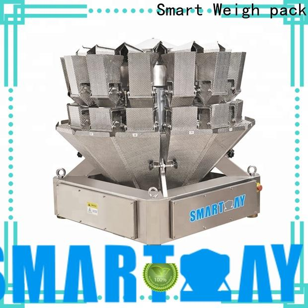 Smart Weigh pack adjustable sealing machine customization for food labeling