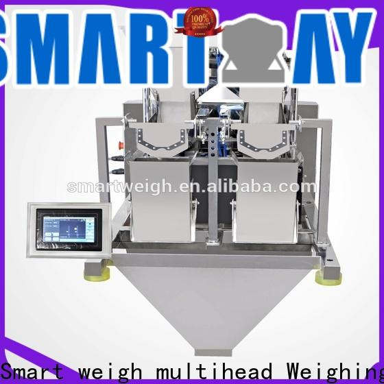 Smart Weigh pack swlw2 linear head weigher inquire now for food packing