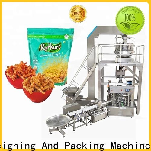 Smart Weigh pack fresh rice packing machine free quote for foof handling