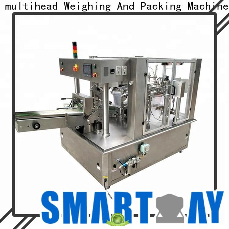 inexpensive snack food packaging machine electronic factory for foof handling