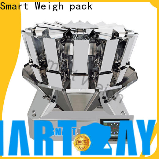 Smart Weigh pack head company for foof handling