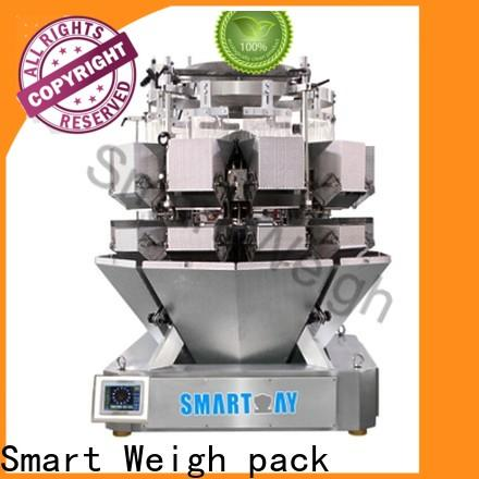 Smart Weigh pack best multihead weigher price manufacturers for food packing