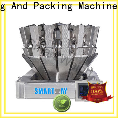 steady multihead weigher price standard factory for food weighing