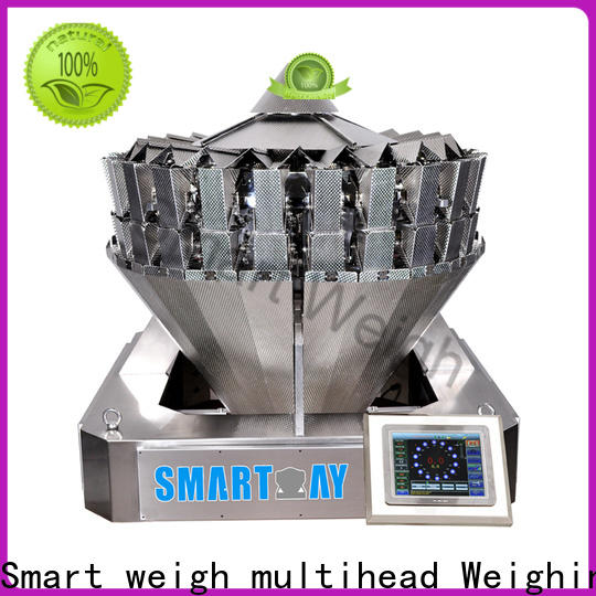 Smart Weigh pack biscuit multi weigh for-sale for food labeling